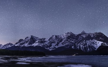 Stargazing in Canmore Kananaskis