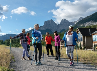 Active by Nature - Walking Tours
