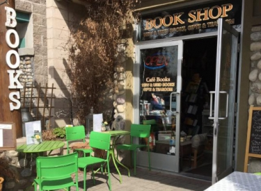 Cafe Books with Chapter 2 Tea Room