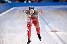 olympic ice skater