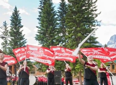 Canada Day in Canmore