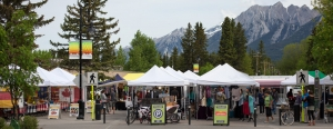 Canmore mountain market - the mountain spirit made tangible 1