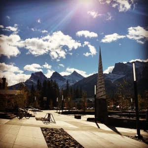Canmore's Quirky Public Art 1