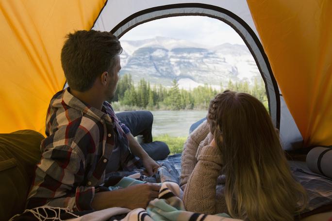 Guide to Kananaskis backcountry camping 1