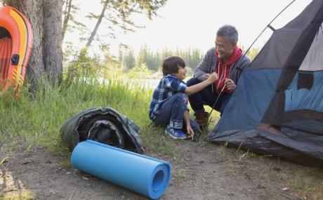 Guide to Kananaskis backcountry camping 2