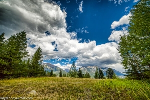 Outdoor ceremony locations in Canmore 2