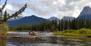 Scenic Bow River Float Tours in the Canadian Rockies 1
