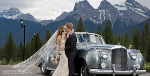 The best wedding photo locations in Canmore Kananaskis 1