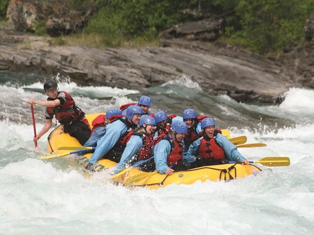 Chinook Rafting 2