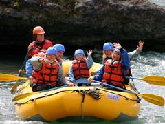 Chinook Rafting 4