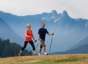 Experience Nordic Walking in Canmore 10