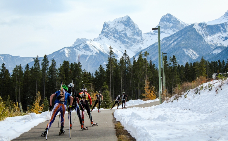 Experience Nordic Walking in Canmore 2