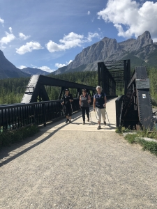 Experience Nordic Walking in Canmore 7
