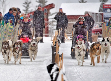 Canmore Winter Carnival