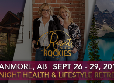 Reset in the Rockies | Women's Health & Wellness Retreat