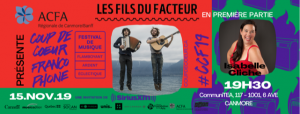Coup de Coeur Francophone - French Concert Night 1
