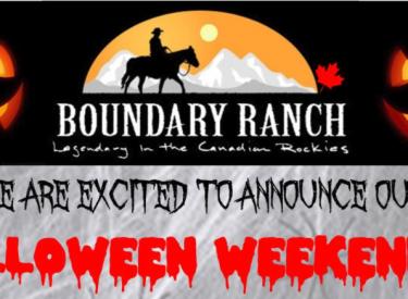 Boundary Ranch Halloween Weekend 1
