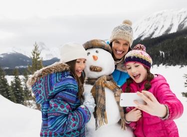 Winter - Family Fun