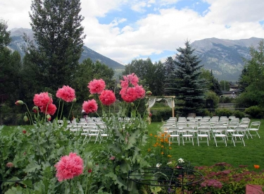 Canmore Creekside Hall and Garden 2