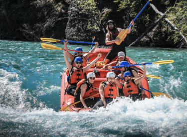 Canadian Rockies Rafting and Adventure Centre