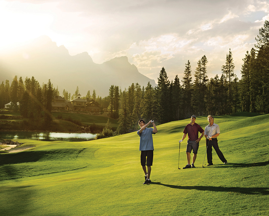 Relax and recharge in Canmore 3