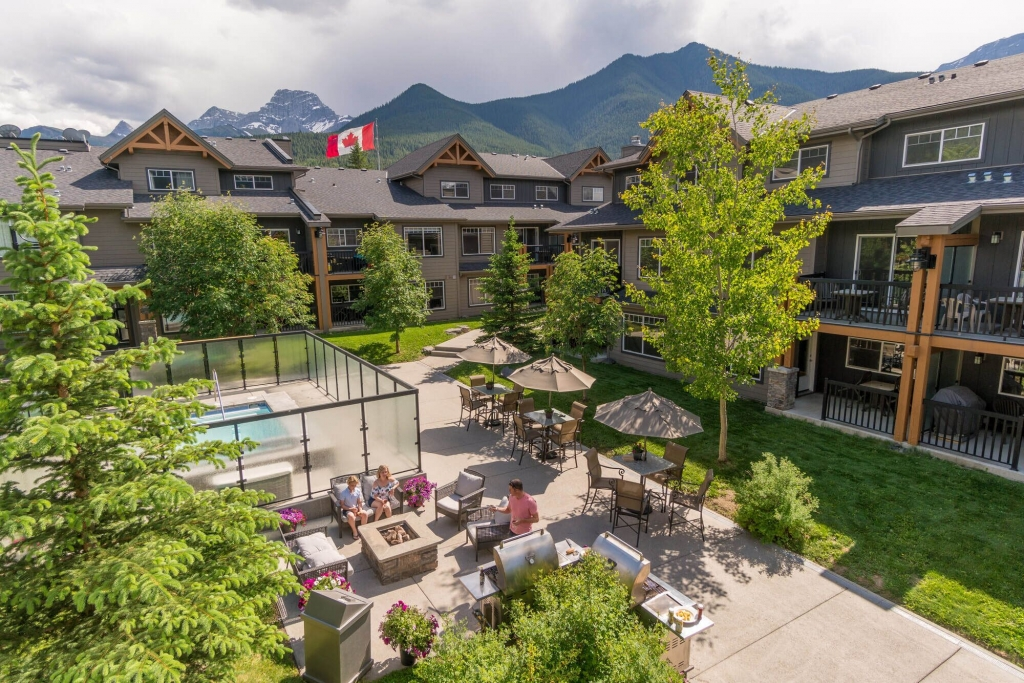 Copperstone Resort - A Family-Friendly Canmore Resort