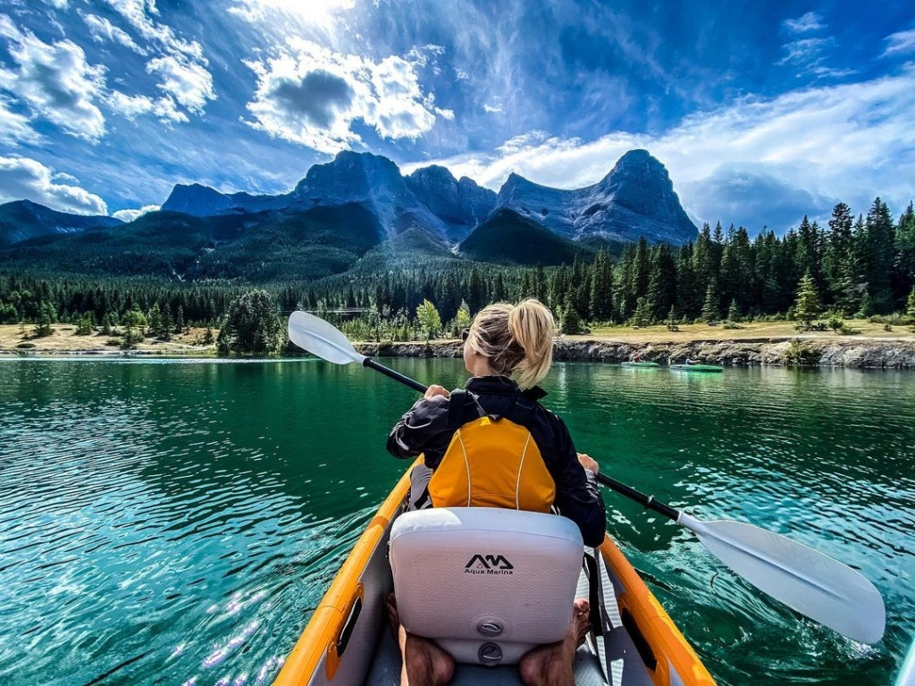 Your Step-By-Step Guide to Summer in Canmore and Kananaskis