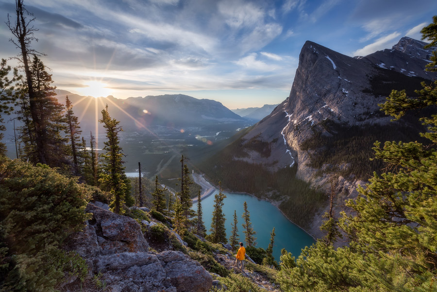The must-see mountain icons of Canmore and Kananaskis 2