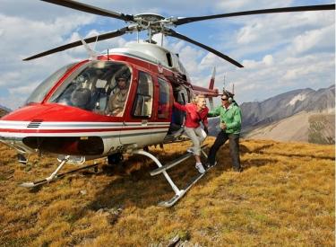 Alpine Helicopters - Kananaskis Base