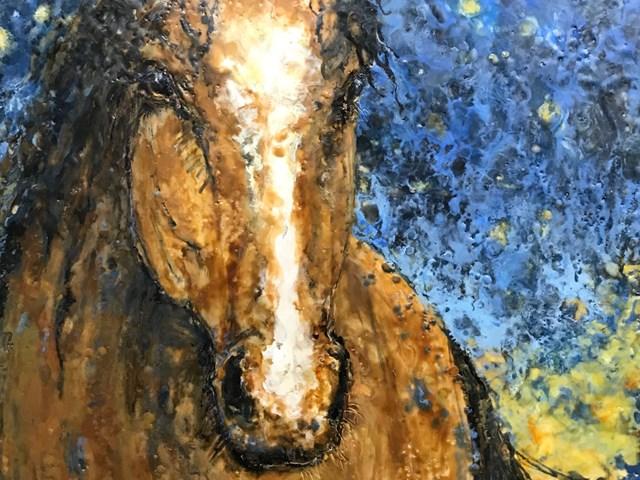Artist Demo: Kathy Bradshaw Fine Art