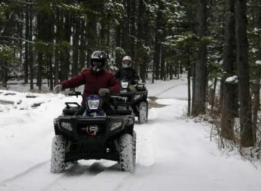 Canmore Quad Tours