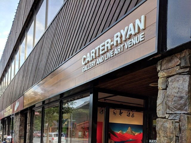 Carter-Ryan Gallery and Live Art Venue