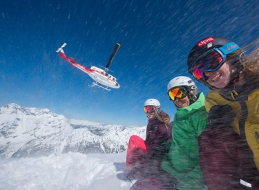 CMH Heli-Skiing and Winter Adventures