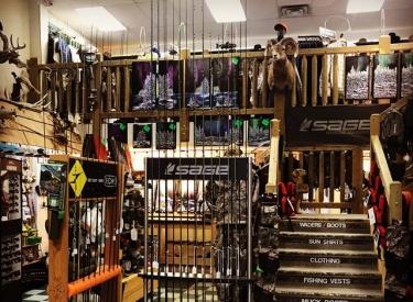 Wapiti Sports & Outfitters - Storefront