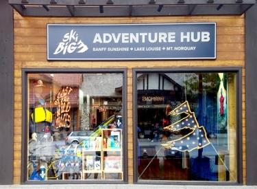 Ski Big 3 Adventure Hub