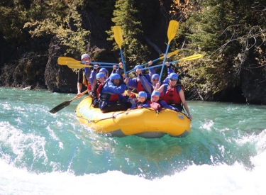 Chinook Rafting 5
