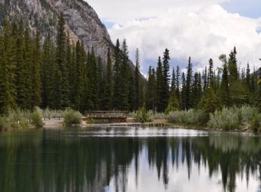Mt. Lorette Ponds