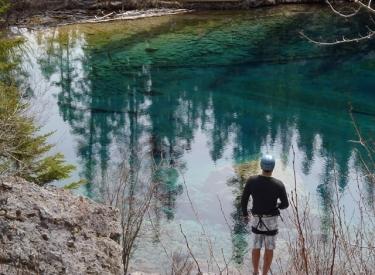 Grassi Lakes Trail