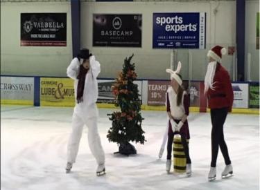 Holiday Skating Gala - Canmore Skating Club