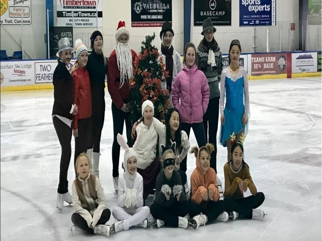 Holiday Skating Gala - Canmore Skating Club