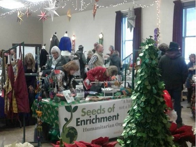 Seeds of Enrichment's 5th Annual Christmas Market