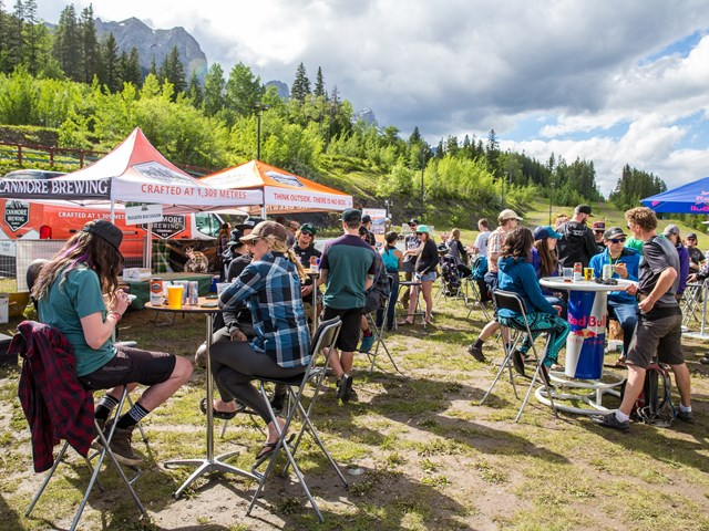 Plaid Goat Mountain Bike Festival