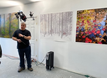 Behind the Scenes with Steven Friedman Fine Art Photography