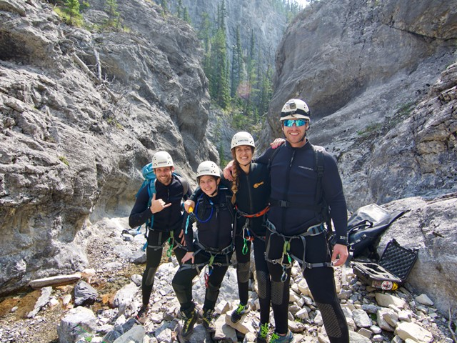 Bow Valley Canyon Tours
