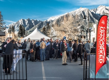 Canmore Uncorked