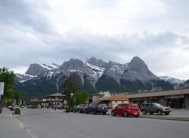 Downtown & Bow Valley Trail Audio Walking Tour   Canmore