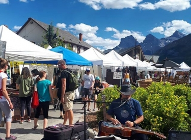 Canmore Mountain Market 1