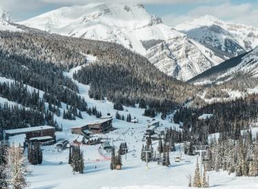 Sunshine Village Ski and Snowboard Resort