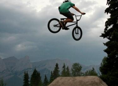 Benchland Trail Bike Skills Park