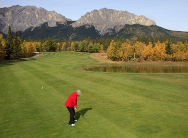 Brewster's Kananaskis Ranch Golf Course